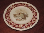Swinnertons Ltd Majestic Vellum Dinner Plate