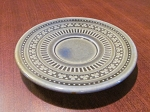 Wade (Ireland) Ltd Irish Porcelain Saucer