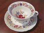 Josiah Wedgwood & Sons Ltd of Etruria Teacup & Saucer