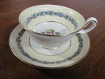 Josiah Wedgwood & Sons Ltd Teacup & Saucer -