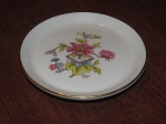 Aristocrat Florals & Fancies Bone China Coaster/Ashtray
