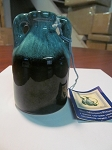 Blue Mountain Pottery Green Small Handled Jug