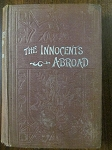 The Innocents Abroad by Mark Twain - Crica 1900