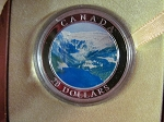 Natural Wonders $20 Canadian Coin
