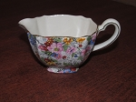 Elijah Cotton Ltd Lord Nelson Ware Chintz Creamer