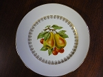 Georgian China Collingwood Canada Dinner Plate