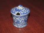 Made In Japan China Tea Jar