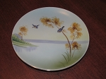 Nagoya Seito Sho Meito China Plate - Japan
