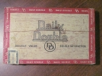 Daily Double Cigar Box