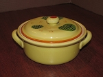Nippon Yoko Boeki Co. Covered Serving Dish - Japan